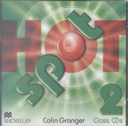 HOT SPOT 2 - CLASS AUDIO CD