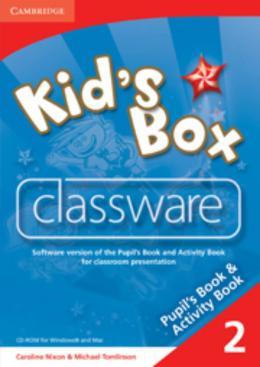 KIDS BOX 2 - CLASSWARE CD-ROM