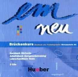 EM NEU 2008 BRUCKENKURS B1 - AUDIO CD (2)
