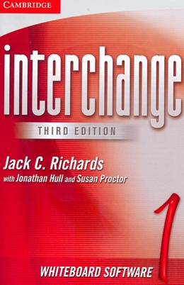 INTERCHANGE 1 WHITEBOARD SOFTWARE CD-ROM - THIRD EDITION