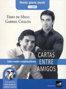 CARTAS ENTRE AMIGOS - AUDIOBOOK