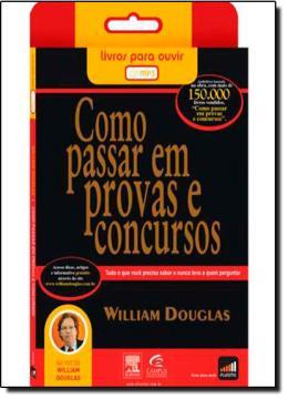 COMO PASSAR EM PROVAS E CONCURSOS - AUDIOBOOK