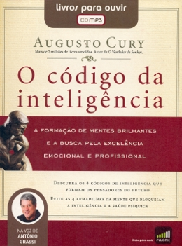 CODIGO DA INTELIGENCIA, O - AUDIOBOOK