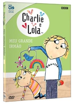 CHARLIE E LOLA - MEU GRANDE IRMAO - DVD