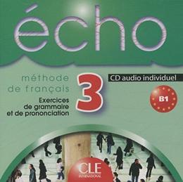 ECHO 3 - CD AUDIO - IMPORTADO