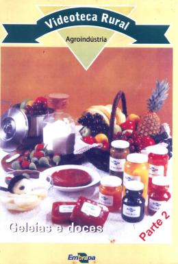 GELEIAS E DOCES - PARTE 2 - DVD