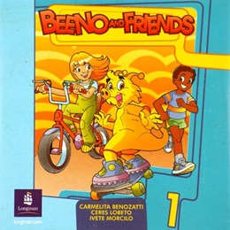 BEENO AND FRIENDS 1 AUDIO CD