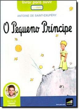 PEQUENO PRINCIPE, O - AUDIOBOOK