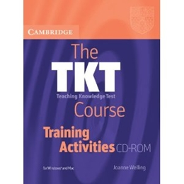 TKT COURSE - TRAINING ACTIVITIES CD-ROM