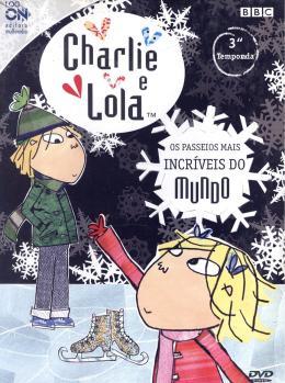 CHARLIE E LOLA - OS PASSEIOS MAIS INCRIVEIS DO MUNDO - DVD