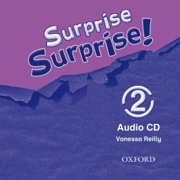 SURPRISE SURPRISE! 2 AUDIO CD