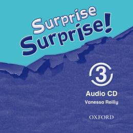 SURPRISE SURPRISE! 3 AUDIO CD