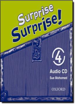 SURPRISE SURPRISE! 4 AUDIO CD