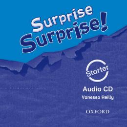 SURPRISE SURPRISE! STARTER AUDIO CD