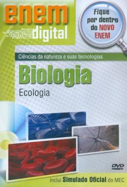 ENEM DIGITAL BIOLOGIA - ECOLOGIA - DVD