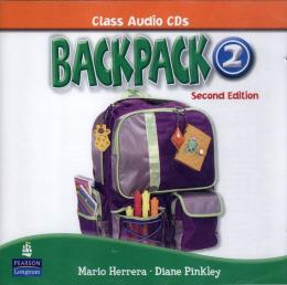 BACKPACK 2 CLASS AUDIO CD(1) SECOND EDITION