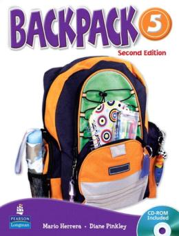 BACKPACK 5 DVD SECOND EDITION