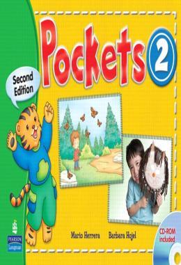 POCKETS 2 AUDIO CD (2) SECOND EDITION