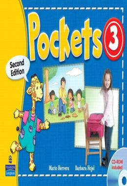 POCKETS 3 AUDIO CD (2) SECOND EDITION