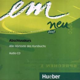 EM NEU 2008 ABSCHLUSSKURS - CD