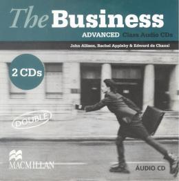 THE BUSINESS ADVANCED - CLASS AUDIO CD (2)