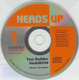 HEADS UP 1 - TEST BUILDER CD-ROM