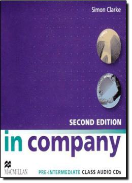 IN COMPANY PRE INTERMEDIATE - CLASS AUD CD - SECOND EDITION