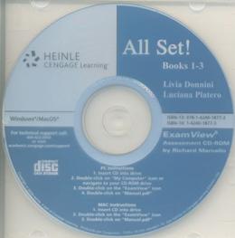 ALL SET! EXAM VIEW CD