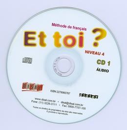 ET TOI? 4 - CD CLASSE (2) - NACIONAL