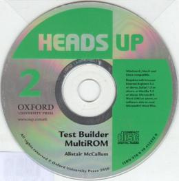 HEADS UP 2 - TEST BUILDER CD-ROM