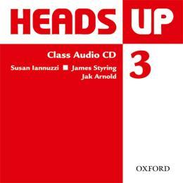 HEADS UP 3 - CLASS CD