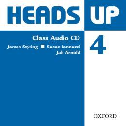 HEADS UP 4 - CLASS CD