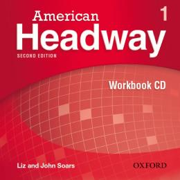 AMERICAN HEADWAY 1 WORKBOOK AUDIO-CD - 2ND EDITION