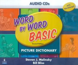 WORD BY WORD BASIC PICTURE DICTIONARY - STUDENT´S BOOK AUDIO CD 2ND EDITION