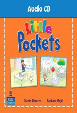 LITTLE POCKETS AUDIO CD
