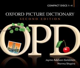 OXFORD PICTURE DICTIONARY - AUDIO CD (4) 2ND EDITION