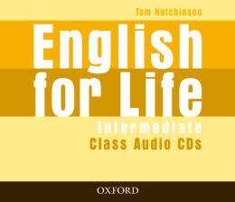ENGLISH FOR LIFE INTERMEDIATE -  AUDIO CD (3)