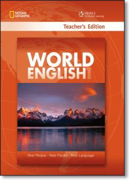 WORLD ENGLISH 1 TB - 1ST ED