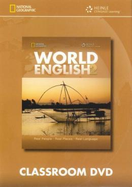 WORLD ENGLISH 2 CLASSROOM DVD - 1ST ED