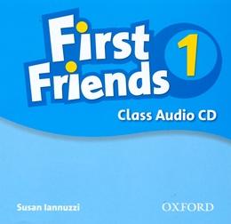 FIRST FRIENDS 1 - CLASS CD - 1ST EDITION