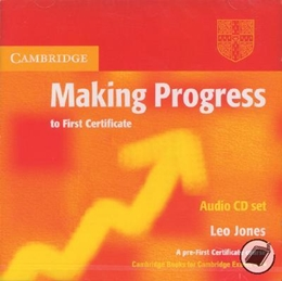 MAKING PROGRESS TO FIRST CERTIFICATE CD (2)