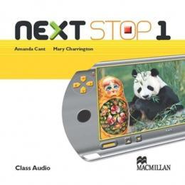NEXT STOP 1 CLASS AUDIO CD (2) - 1ST ED
