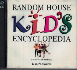 RANDOM HOUSE KID`S ENCYCLOPEDIA CD-ROM