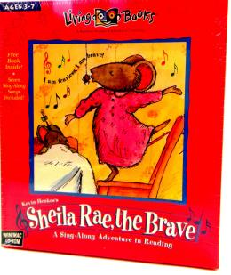 SHEILA RAE, THE BRAVE CD-ROM (1)