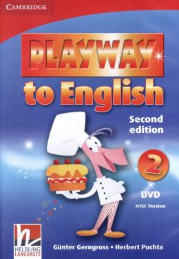 PLAYWAY TO ENGLISH 2 DVD NTSC - 2ND ED