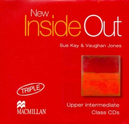 NEW INSIDE OUT UPPER-INTERMEDIATE CLASS AUDIO CD - 2ND ED