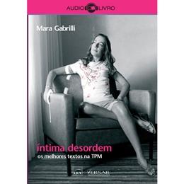 INTIMA DESORDEM - AUDIOLIVRO