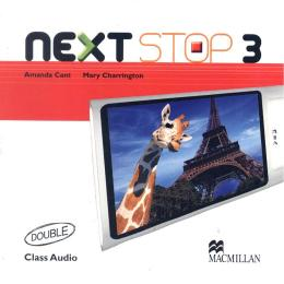 NEXT STOP 3 CLASS AUDIO CD (2) - 1ST ED