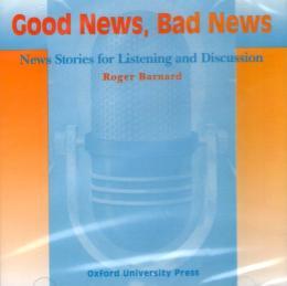 GOOD NEWS, BAD NEWS - CD