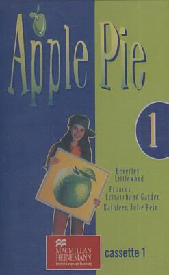 APPLE PIE 1 - CASSETTE (PACK OF 2)